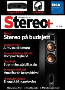Stereo+ Nr.1 2018