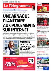 Le Télégramme Brest Abers Iroise – 03 mai 2019
