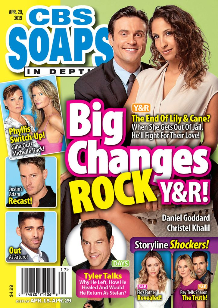CBS Soaps In Depth - April 29, 2019