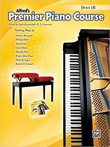 Premier Piano Course Duets, Bk 1B [Repost]