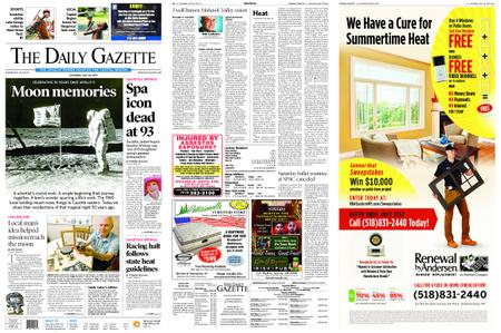 The Daily Gazette – July 20, 2019
