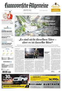 Hannoversche Allgemeine Zeitung – 24 Januar 2020