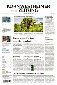 Kornwestheimer Zeitung - 14. November 2018