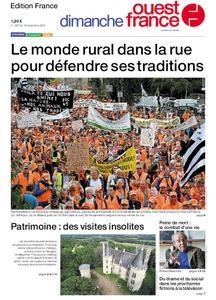 Ouest-France Édition France – 19 septembre 2021