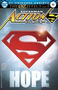 Action Comics 987 2017 2 covers Digital Zone-Empire