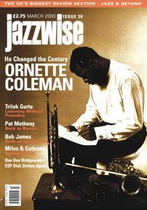 Jazzwise Magazine - March 2000