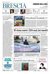 Corriere della Sera Brescia – 17 gennaio 2021