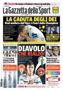 La Gazzetta dello Sport Roma – 06 marzo 2019