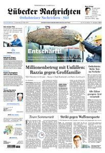 Lübecker Nachrichten Ostholstein Süd - 28. März 2019