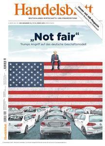 Handelsblatt - 16. März 2018