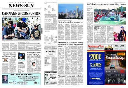 Lake County News-Sun – October 03, 2017