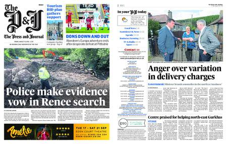 The Press and Journal Moray – August 16, 2019
