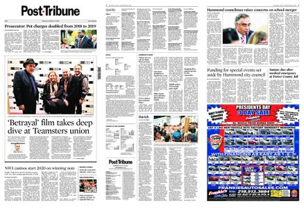 Post-Tribune – February 17, 2020