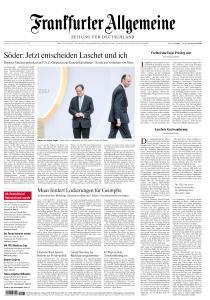 Frankfurter Allgemeine Zeitung - 18 Januar 2021