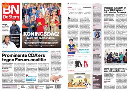 BN DeStem - Bergen op Zoom – 27 april 2020