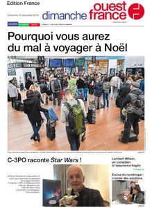 Ouest-France Édition France – 15 décembre 2019