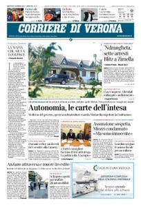 Corriere di Verona – 13 febbraio 2019
