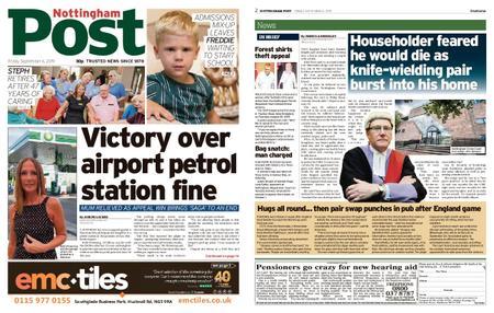 Nottingham Post – September 06, 2019