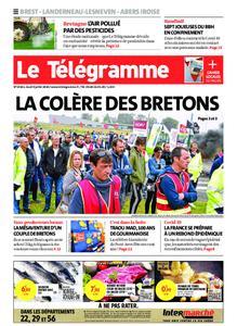 Le Télégramme Brest Abers Iroise – 09 juillet 2020