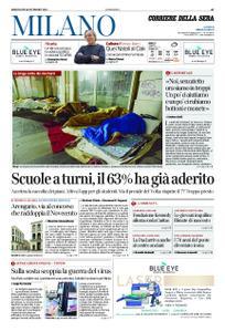 Corriere della Sera Milano – 16 dicembre 2020