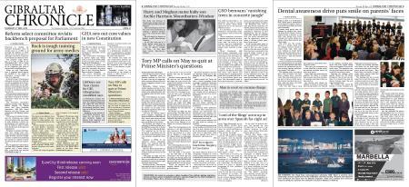 Gibraltar Chronicle – 09 May 2019