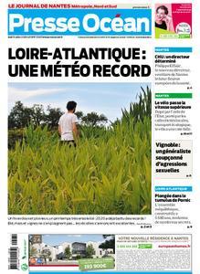 Presse Océan Nantes Sud Vignoble – 09 juillet 2020