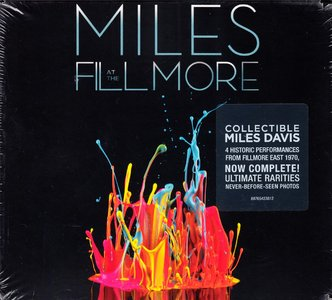 Miles Davis - Miles At The Fillmore - Miles Davis 1970: The Bootleg Series Vol. 3 (2014) {4CD Set Columbia-Sony Music}