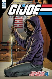 G I Joe - A Real American Hero 233 2016 digital Minutemen-Midas