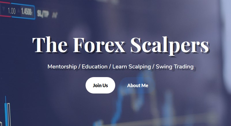 The forex scalper mentorship package