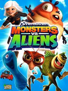 Monsters Vs Aliens - 02 - 'M' Files