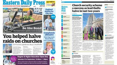 Eastern Daily Press – September 07, 2019