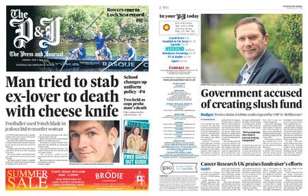 The Press and Journal Moray – June 27, 2019