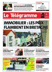 Le Télégramme Brest Abers Iroise – 17 avril 2021