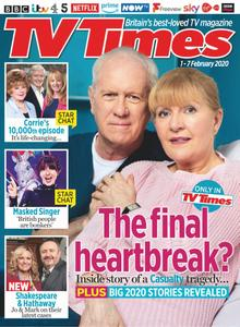 TV Times - 01 February 2020