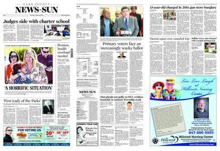 Lake County News-Sun – February 15, 2018