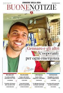 Corriere della Sera Buone Notizie – 19 maggio 2020