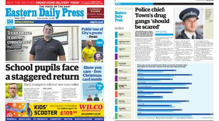 Eastern Daily Press – December 18, 2020