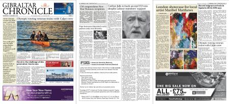 Gibraltar Chronicle – 03 January 2019