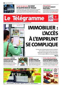 Le Télégramme Quimper – 18 juin 2021