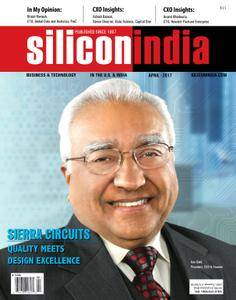 Siliconindia US Edition - April 2017