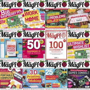 The Magpi - Full Year 2020 Collection