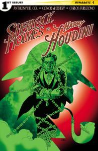 Sherlock Holmes Vs. Harry Houdini #1-5 de 5