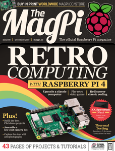 The MagPi - December 2019