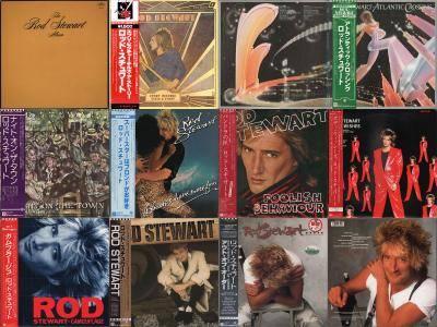 Rod Stewart: Collection (1969 - 1988) [Vinyl Rip 16/44 & mp3-320]