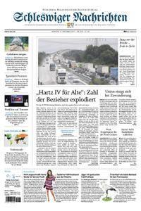Schleswiger Nachrichten - 09. Oktober 2017