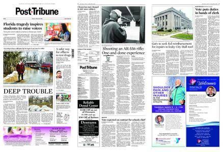 Post-Tribune – March 11, 2018