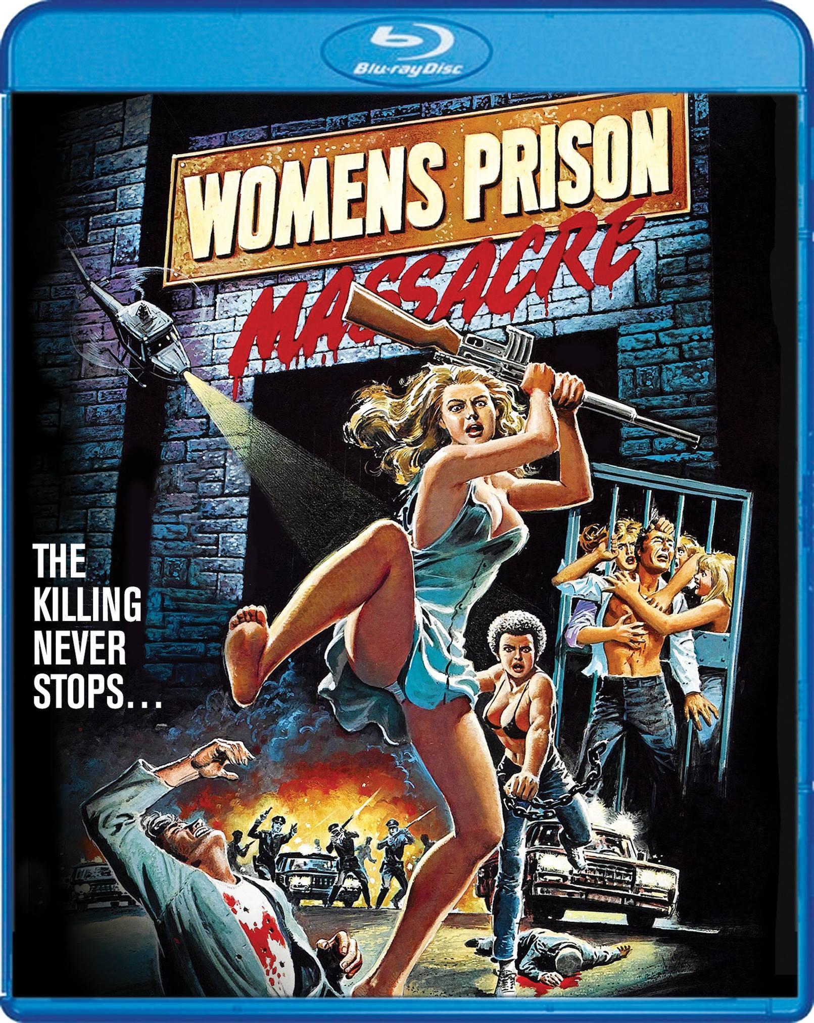 Women's Prison Massacre (1983) Blade Violent - I violenti