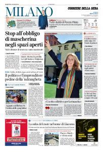 Corriere della Sera Milano – 14 luglio 2020