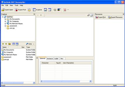 Portable Sothink SWF Decompiler MX2005c build 51108