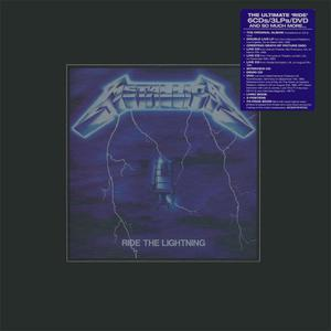 Metallica - Ride The Lightning (1984) [6CD + DVD, Deluxe Box Set]
